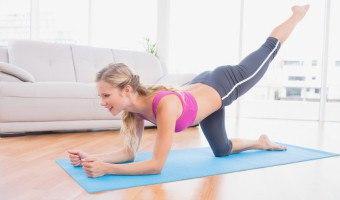 Exerciții pentru fese pierdere în greutate | Competent despre sănătate pe iLive