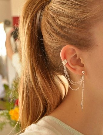 Piercing tragus: recenzii. Tipuri de piercinguri pentru urechi