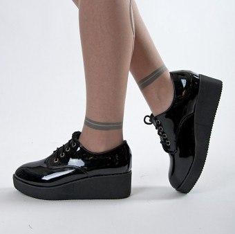 Plošinové topánky bez podpätkov - letné a zimné, ako si ich vybrať a čo nosiť